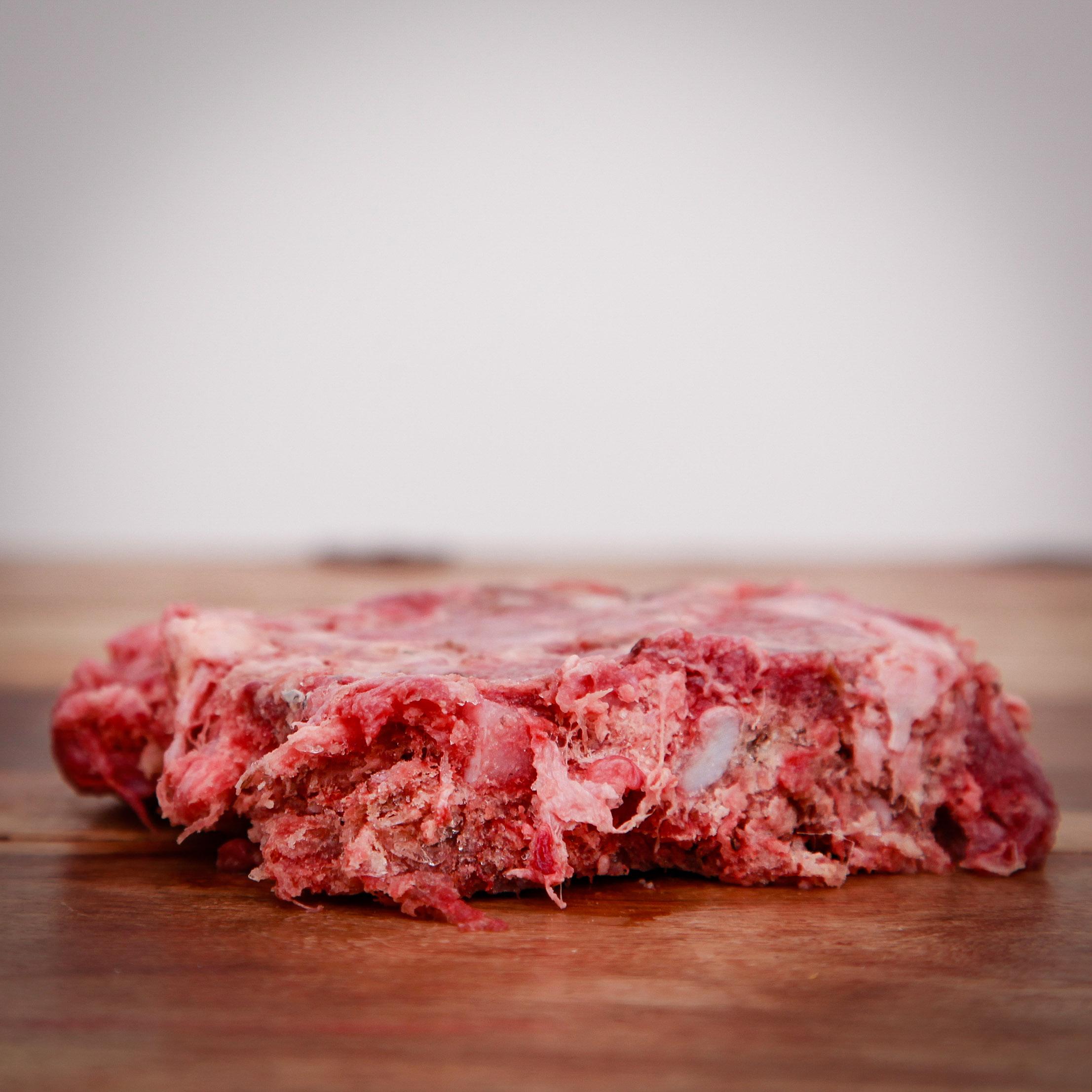 Straußenfleisch Premium, 500 g für Hunde