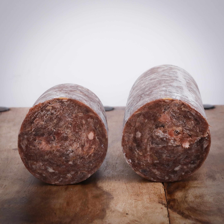 Muskelfleisch vom Pferd, ZOO, 1000 g für Hunde