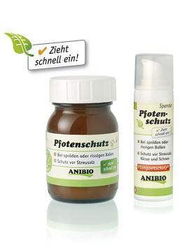 Anibio Pfotenschutz Spender, 30 ml für Hunde