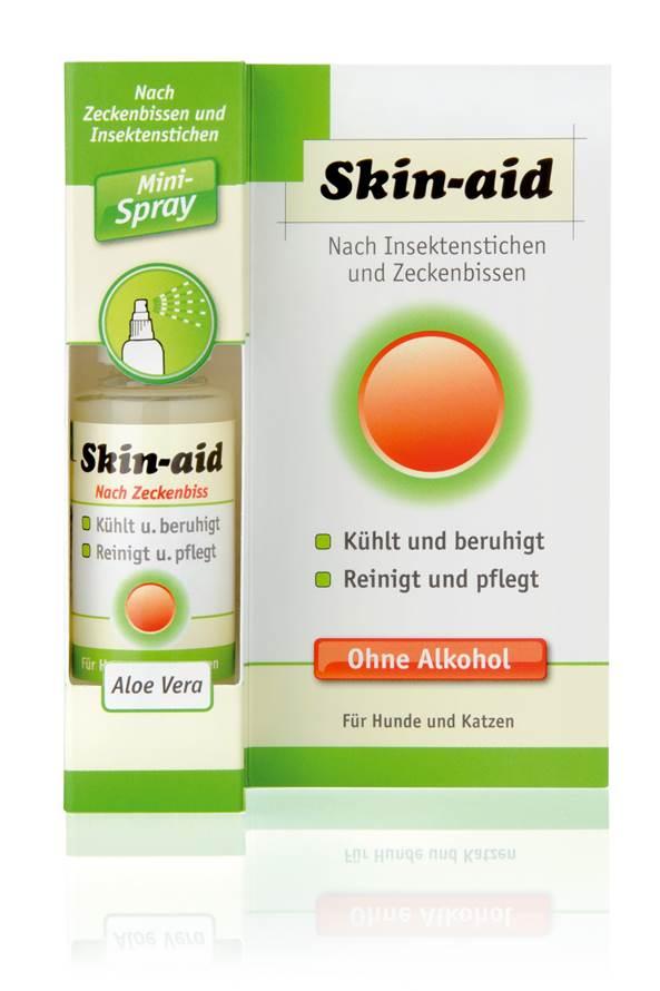 Anibio Skin-aid, 30 ml für Hunde