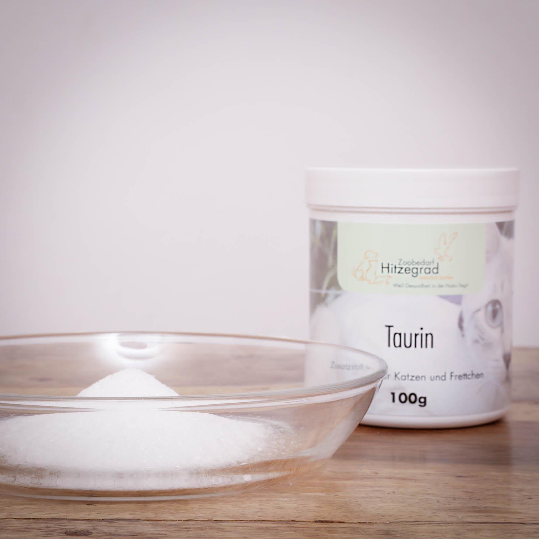 Taurin, 250 g für Katzen